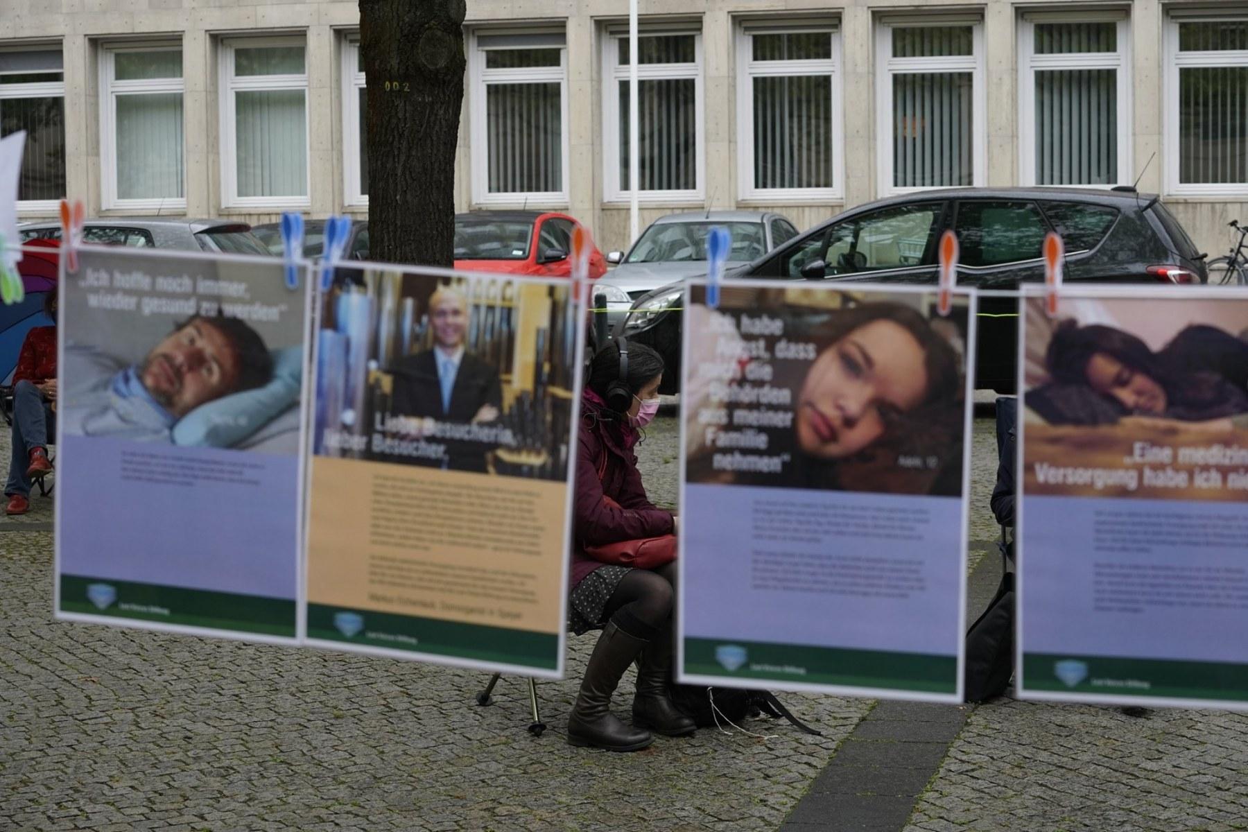 """LVS-Ausstellung """"Leben im Verborgenen"""""""