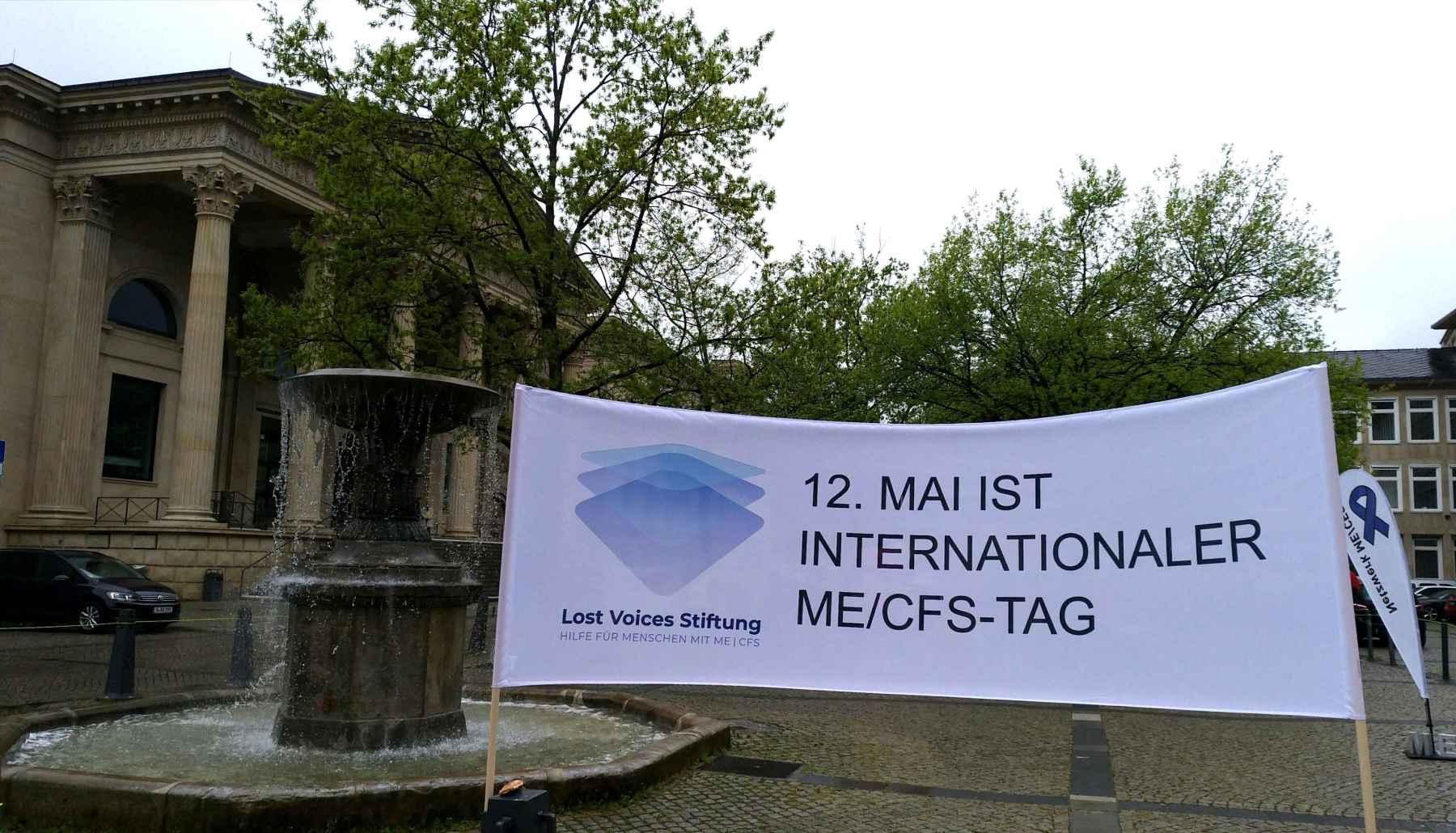 Internationaler ME/CFS-Tag