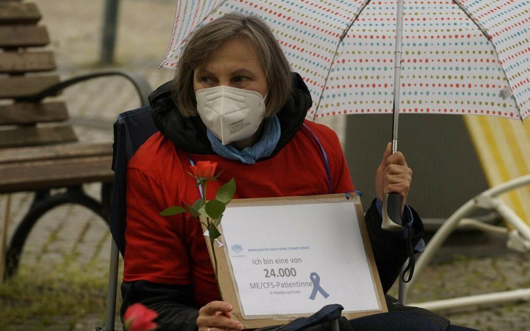 """""""Da muss sich dringend etwas ändern"""" – Demonstration für eine bessere medizinische Versorgung bei ME/CFS"""